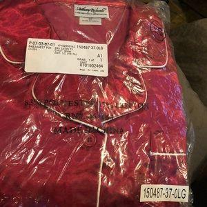New Anthony Richards pajama set L